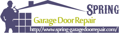 Spring TX Garage Door Repair Logo